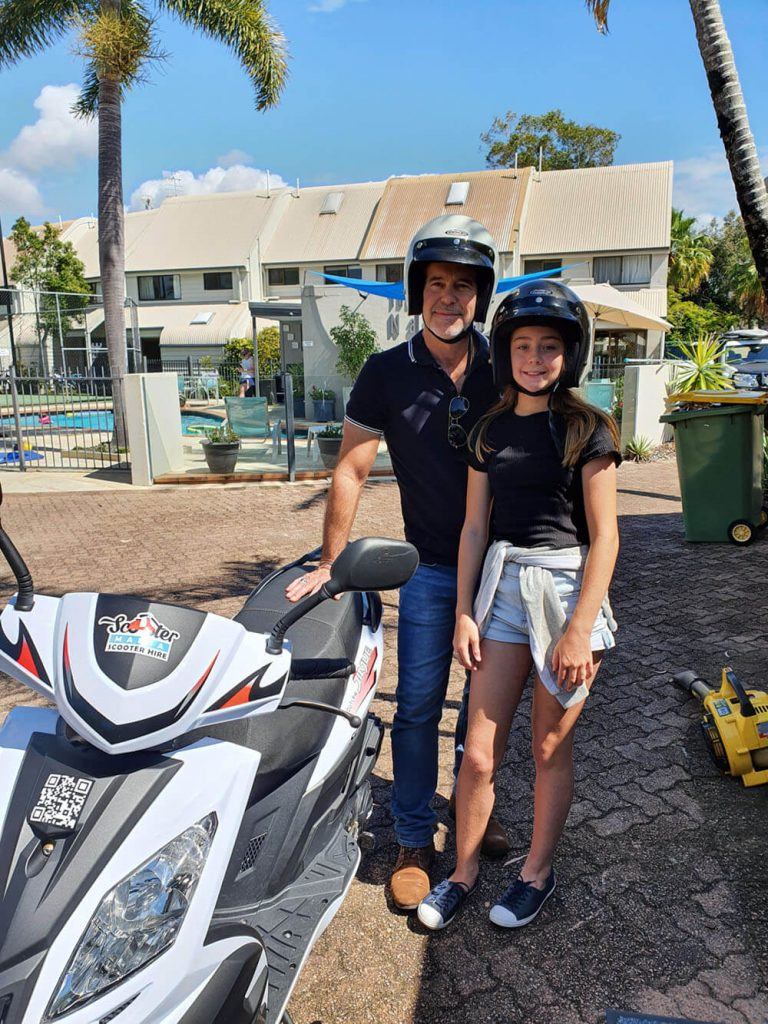 Nautilus Noosa Scooters for Hire