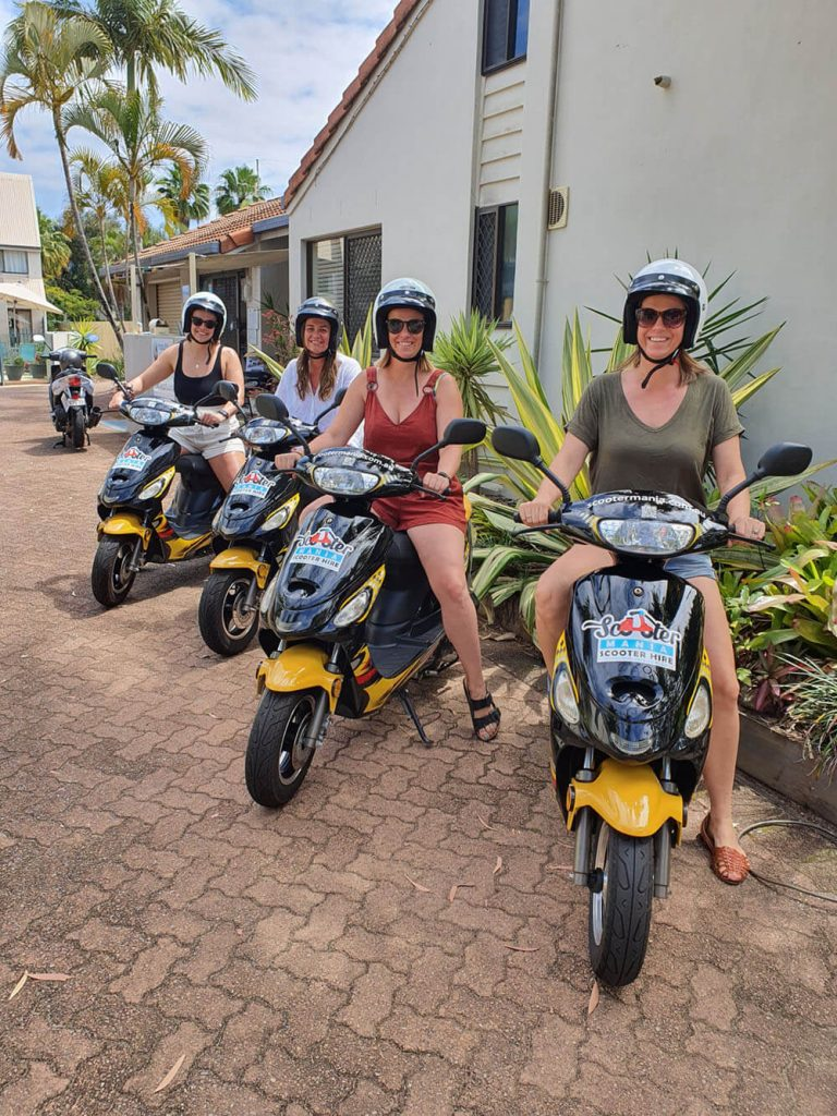 Nautilus Noosa Scooters for Hire4